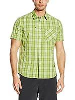 PEAK PERFORMANCE Camisa Hombre Path (Verde)