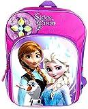Disney Frozen Backpack - Anna, Elsa & Olaf