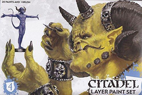 Citadel Layer Paint Set (Citadel Paint Flesh compare prices)