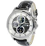 [セイコー]SEIKO 腕時計 ソーラー クロノグラフ SSC259P1 ソーラー時計 メンズ 【逆輸入】