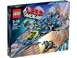 レゴ ムービー ベニーの宇宙船ったら宇宙船! 70816