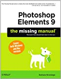 img - for Photoshop Elements 9: The Missing Manual book / textbook / text book