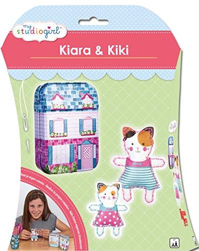 university-games-82250-kit-de-loisirs-creatifs-my-studio-girl-kiara-kiki