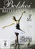Bolshoi - Ballet Classics [3 DVDs]