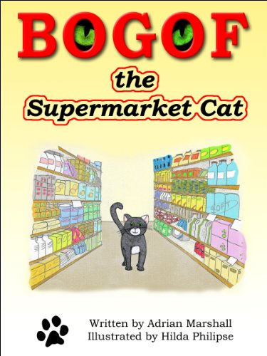 BOGOF the Supermarket Cat cover