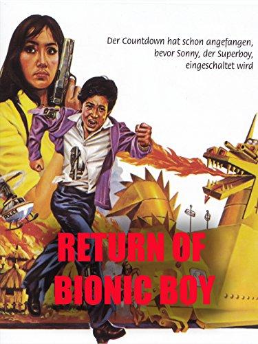 Return of Bionic Boy