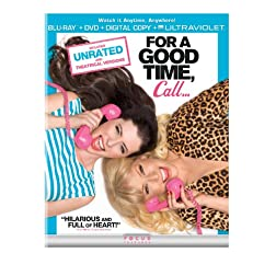For a Good Time, Call...(Two-Disc Combo Pack: Blu-ray + DVD + Digital Copy + UltraViolet)