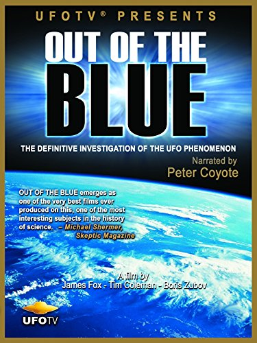 UFOTV Presents: Out of the Blue on Amazon Prime Video UK