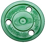 Green Biscuit Snipe - Ice and Inline Shooting Puck