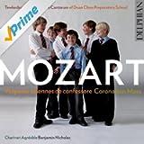 Mozart: Vesperae solennes de confessore & Coronation Mass