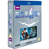 Doctor Who - The Complete Series 5 (Limited Edition Steelbook) [Blu-ray] [Region Free]by Matt Smith