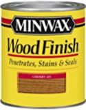 Minwax 70009 1 Quart Wood Finish Interior Wood Stain, Cherry