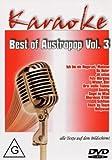 echange, troc DVD * Karaoke * Best of Austropop Vol. 3 * + Text [Import allemand]