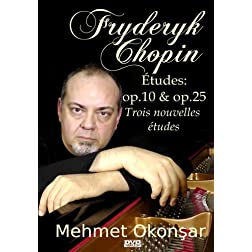 Chopin-Etudes (the DVD - Pal)
