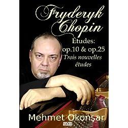 Chopin-Etudes (the DVD - Pal)