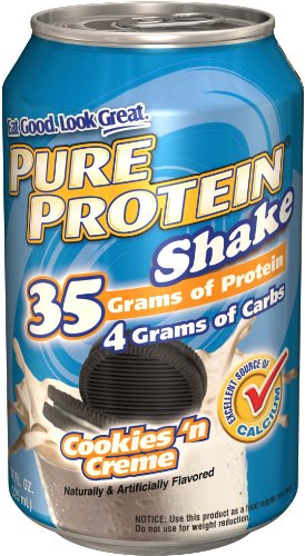 Pure Protein Ready to Drink Shake 35 Grams