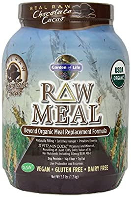 Garden of Life - RAW Meal Beyond Organic Meal Replacement Formula (Chocolate, 5 Pounds)