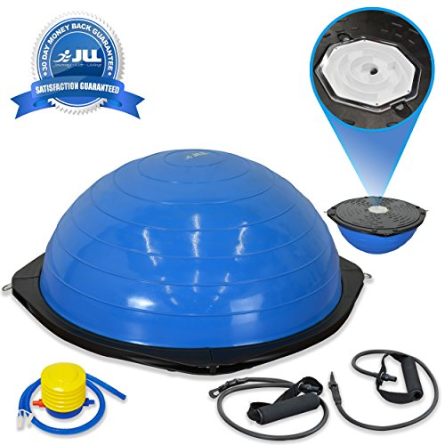 jllr-balance-trainer-with-maze-modeled-on-the-bosu-balance-trainer-heavy-duty-suitable-for-home-and-