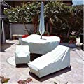 Offset Patio Umbrella Covers - Dayva 13 Ft Protective Umbrella Cover by Dayva