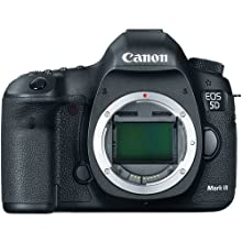 Canon EOS 5D Mark III 22.3 MP Digital SLR Camera Body Only