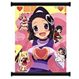 The World God Only Knows Anime Fabric Wall Scroll Poster (16