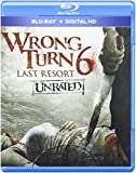 Wrong Turn 6 (d-t-v) [Blu-ray]