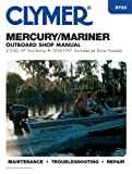 Scott Johnson Mercury/Mariner Outboard Shop Manual, 2.5-60 HP, 1994-1997 (Includes Jet Drive Models)