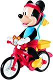 Fisher Price Mickey - Dlt17 - Figurine Animation - Mickey Et Son Vélo
