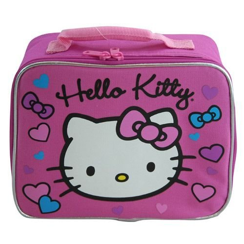 Hello Kitty Pink Bows Lunch Bag [1 Retail Unit(s) Pack] - KZ3083759