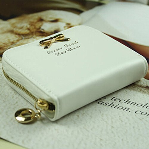 Fashion Women Lady Faux Leather Wallet Purse Card Holders Mini Handbag