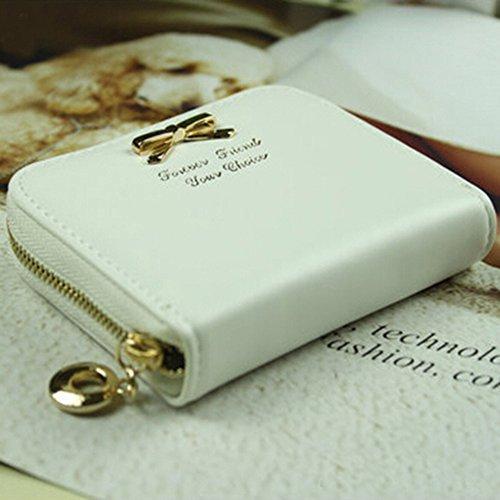 Fashion Women Lady Faux Leather Wallet Purse Card Holders Mini Handbag