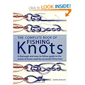 The complete book of fishing knots geoffrey for Best fishing books