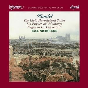 George Frideric Handel Paul Nicholson Handel The Eight