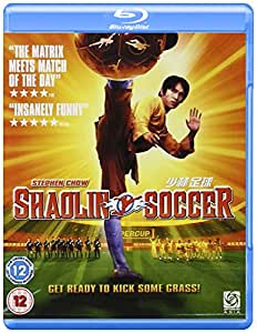 Shaolin Soccer [Blu-ray] [Import anglais]