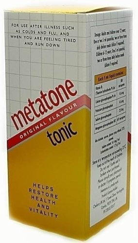 Nach oben Metatone Tonic 500ml