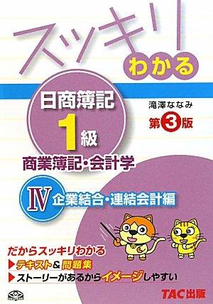 スッキリわかる日商簿記1級