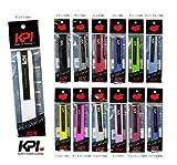 KPI(ケイピーアイ)【WET OVER GRIP[オーバーグリップ](ウェットタイプ) KPI100】グリップテープ (ホワイト(WH))