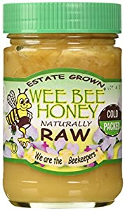 Wee Bee Naturally Raw Honey -- 1 lb Each