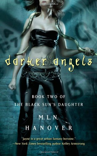 Darker Angels (Book Two of the The Black Sun's Daughter)