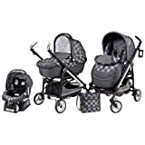 Peg Perego Switch Four Modular System (Pois Grey)