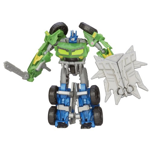 Transformers Prime Beast Hunters Commander Class Beast Blade Optimus Prime Figure - 1