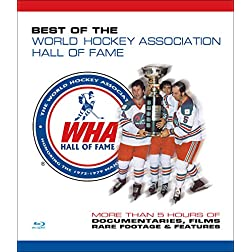 Best of the World Hockey Association Hall of Fame [Blu-ray]