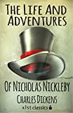 Image of The Life And Adventures Of Nicholas Nickleby (Xist Classics)