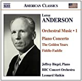 Piano Concerto / Golden Years / Fiddle-Faddle