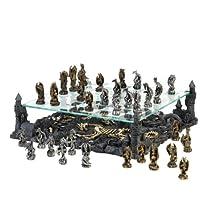 Hot Sale Black Dragon Chess Set