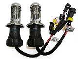 信玄 HID 交換用バルブ H4 Hi/Lo切替式 35W/55W兼用 2本組 6000K