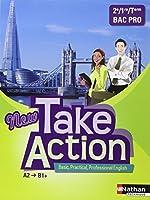 New Take Action - 2e/1re/Term Bac Pro