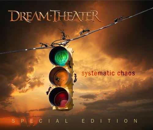 Systematic Chaos by DREAM THEATER (2007-06-05)