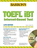 img - for Barron's TOEFL iBT Internet-Based Test, 12th Edition book / textbook / text book