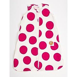 Gunapod Neutral Wearable Blanket With Wonderzip - Petunia (9-18 Months)